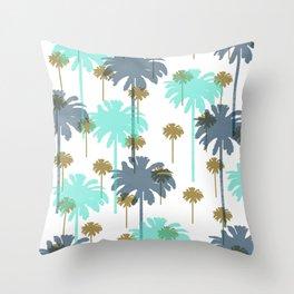 Paradise Sailiing C4 Throw Pillow