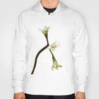 free shipping Hoodies featuring wild geranium - Free shipping by Ordiraptus