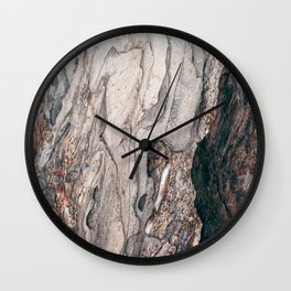 Metamorphic #2 Wall Clock