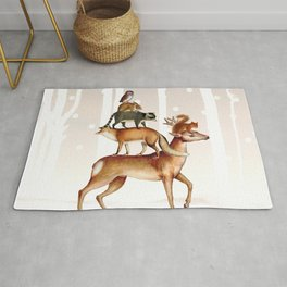Naughty By Nature Rug