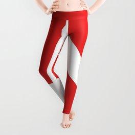 The White Stripes Leggings