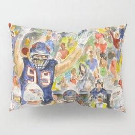 JJ Watt Football Player Pillow Sham
