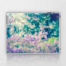 Bloom in Purple Laptop & iPad Skin