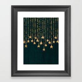 Sky Full Of Stars Framed Art Print