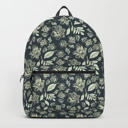 blossom and leaf Backpack