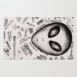 Ufology 101 Rug