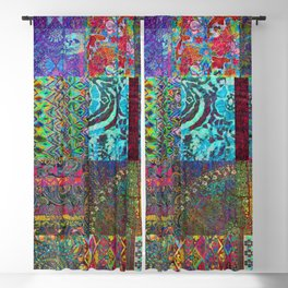 Bohemian Wonderland Blackout Curtain