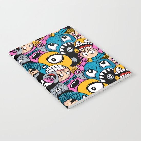 Fishstix Notebook
