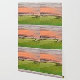 Pebble Beach Golf Course Hole 17 Wallpaper