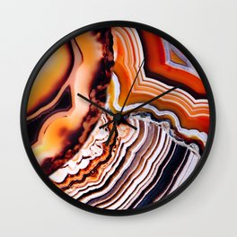 The Earth and Sky teach us more Wall Clock