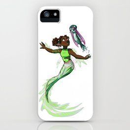 Layla Aisha Sirenix iPhone Case