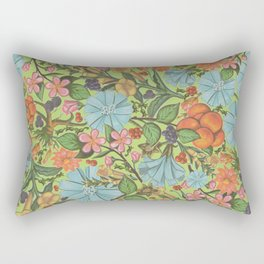 Fruity Beauty Rectangular Pillow