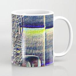 BARDI- Money Pattern - Emboss Coffee Mug