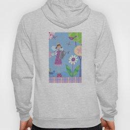 Fairy in the Garden Hoody