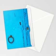 behind the door Stationery Cards