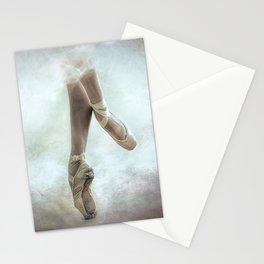 Ballerina:  Pique Stationery Cards