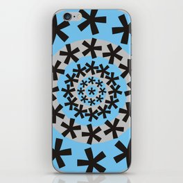 Asterisk! iPhone Skin