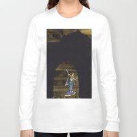 princess Long Sleeve T-shirts featuring Princess  by Dawn Patel Art