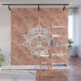 Spirit Frog Copper Wall Mural