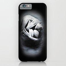 Woman in Black iPhone 6s Slim Case