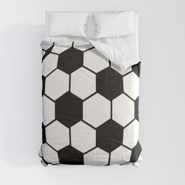 Black and White 3D Ball pattern deign Comforters