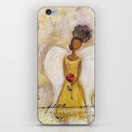 Angel of Peace 2 iPhone Skin