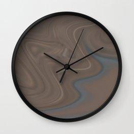 Smoky Wall Clock