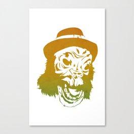 VAPID No. APE Canvas Print