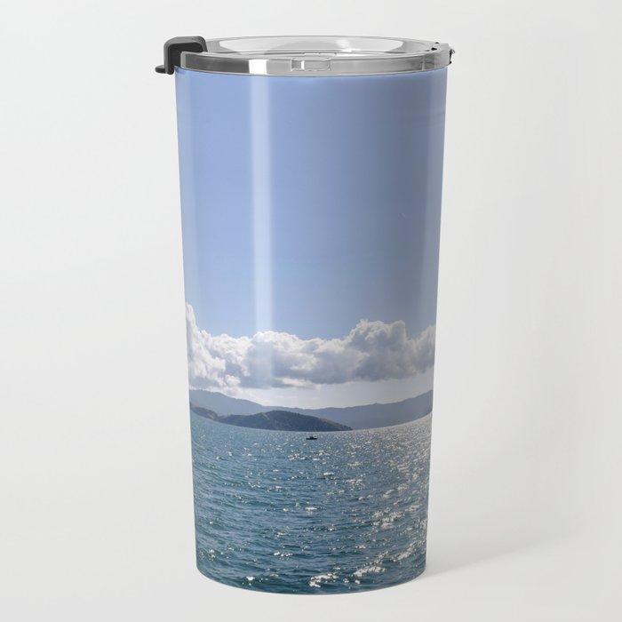 Cruising to Coromandel Travel Mug