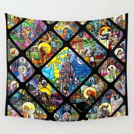 All of The Magic Wall Tapestry