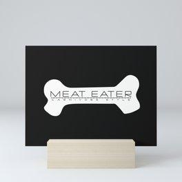 Meat Eater - Bone Mini Art Print