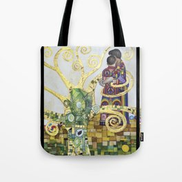 Embracing Love Tote Bag