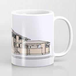 Darwin Martin House Coffee Mug