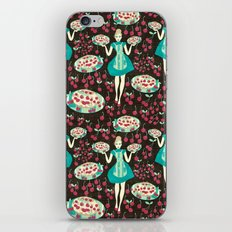 a very cherry pie iPhone & iPod Skin