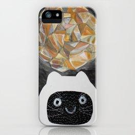 Meteor Krit iPhone Case