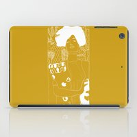 gustav klimt iPad Cases featuring Gustav Klimt by Ian CY Hau