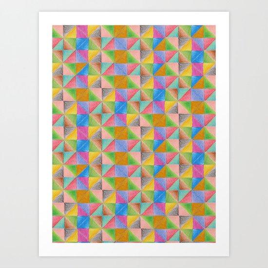 Make It Beautiful! Art Print