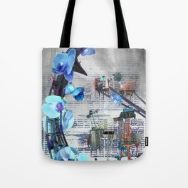 Urban growth Tote Bag