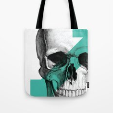 skull7 Tote Bag