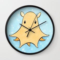 Flapjack Octopus Wall Clock