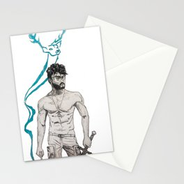 The Boy Who Always Lives Stationery Cards