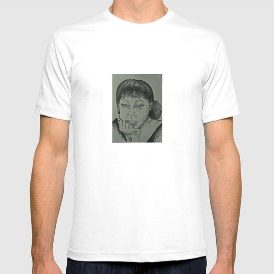 Adele Sketch T-shirt