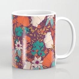 Botanical pattern 010 Coffee Mug