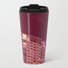 Red, Red, Rise Travel Mug
