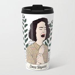 Twin Peaks (David Lynch) Donna Hayward Travel Mug