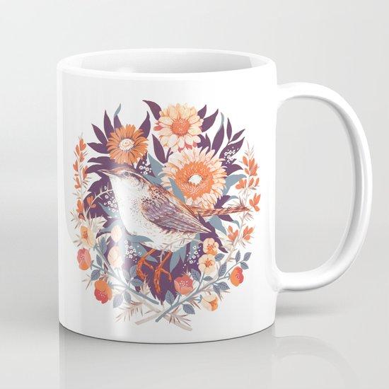 Wren Day Mug