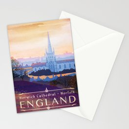 Norfolk England Stationery Cards