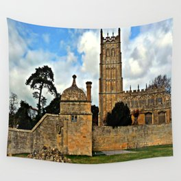 St James Church. Chipping Campden Wall Tapestry