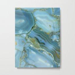 Beautiful Marble Metal Print