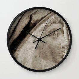 Lady Angel Celestial Woman Spiritual Art A145 Wall Clock